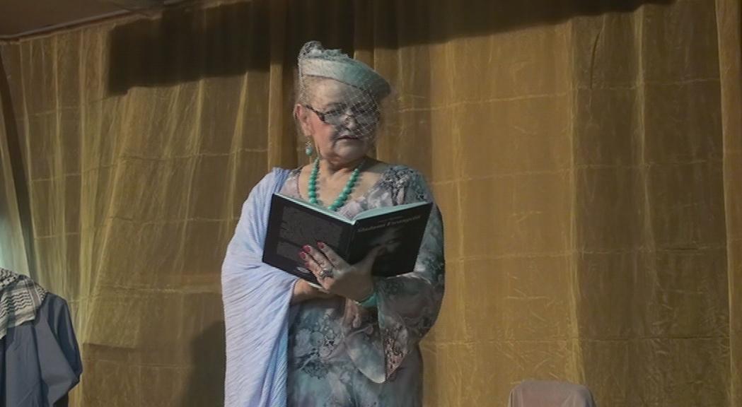 Alicja Kondraciuk Recytuje Wiersz Lusi Ogińskiej Skarb I
