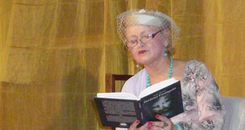 Alicja Kondraciuk Recytuje Wiersz Barbary Urbańskiej Ja