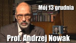 prof A Nowak