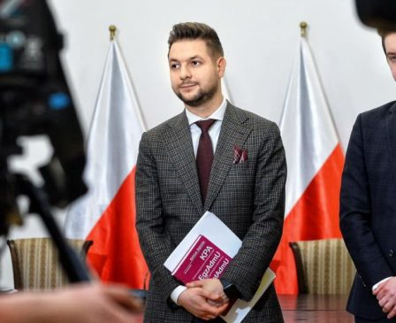"""""""Unia Europejska a sprawa polska"""" Patryk Jaki"""